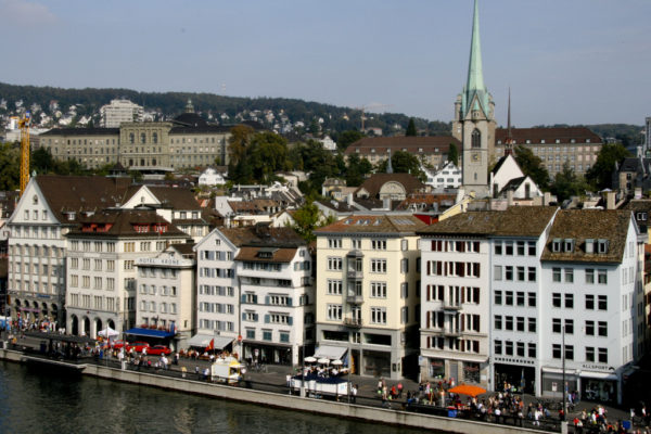 24 Hours in Zurich? Here's What to Do in Switzerland's Most Cosmopolitan City