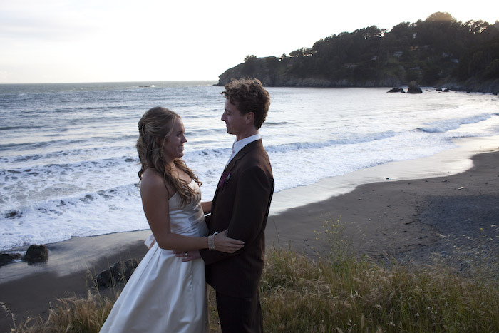 A Muir Beach Wedding at Pelican Inn