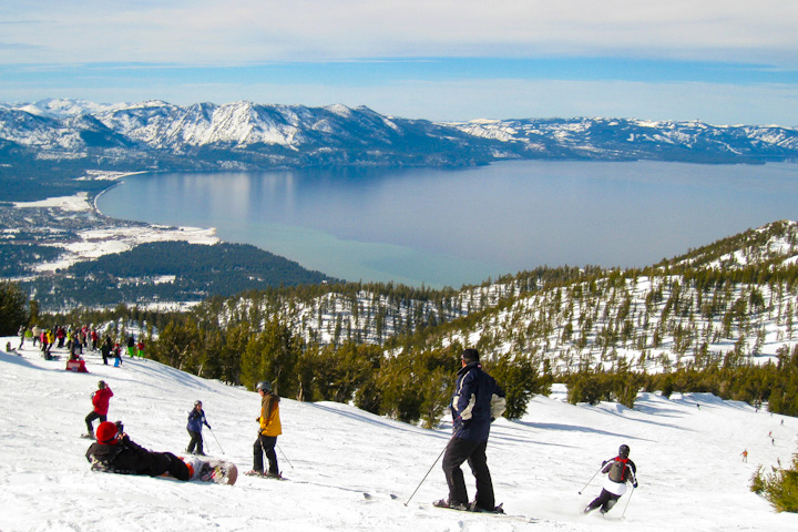 Heavenly vs. Northstar: The best California ski resort for your needs. | CamelsAndChocolate.com