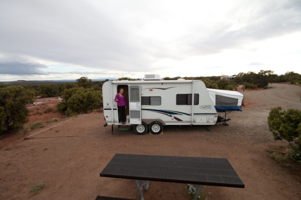 Living in an RV: Traveling the Country by Road