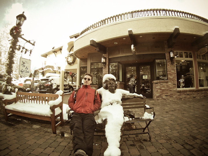 Skiing in Vail: Everything you need to know about your first visit to Colorado's most popular mountain.   CamelsAndChocolate.com