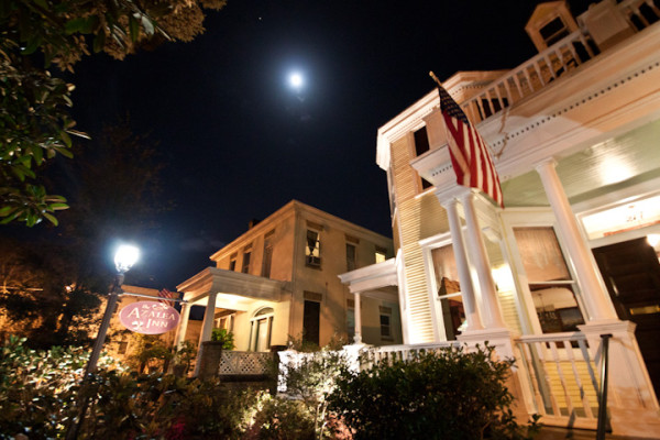 The Azalea Inn | Savannah's Best Bed & Breakfast