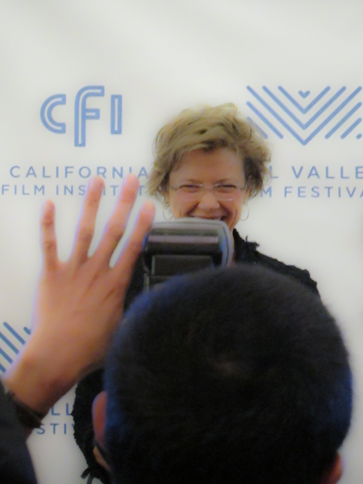 Annete Bening at Mill Valley Film Festival