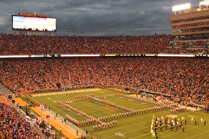 Going to Knoxville for a Game Weekend? Here's What to Expect