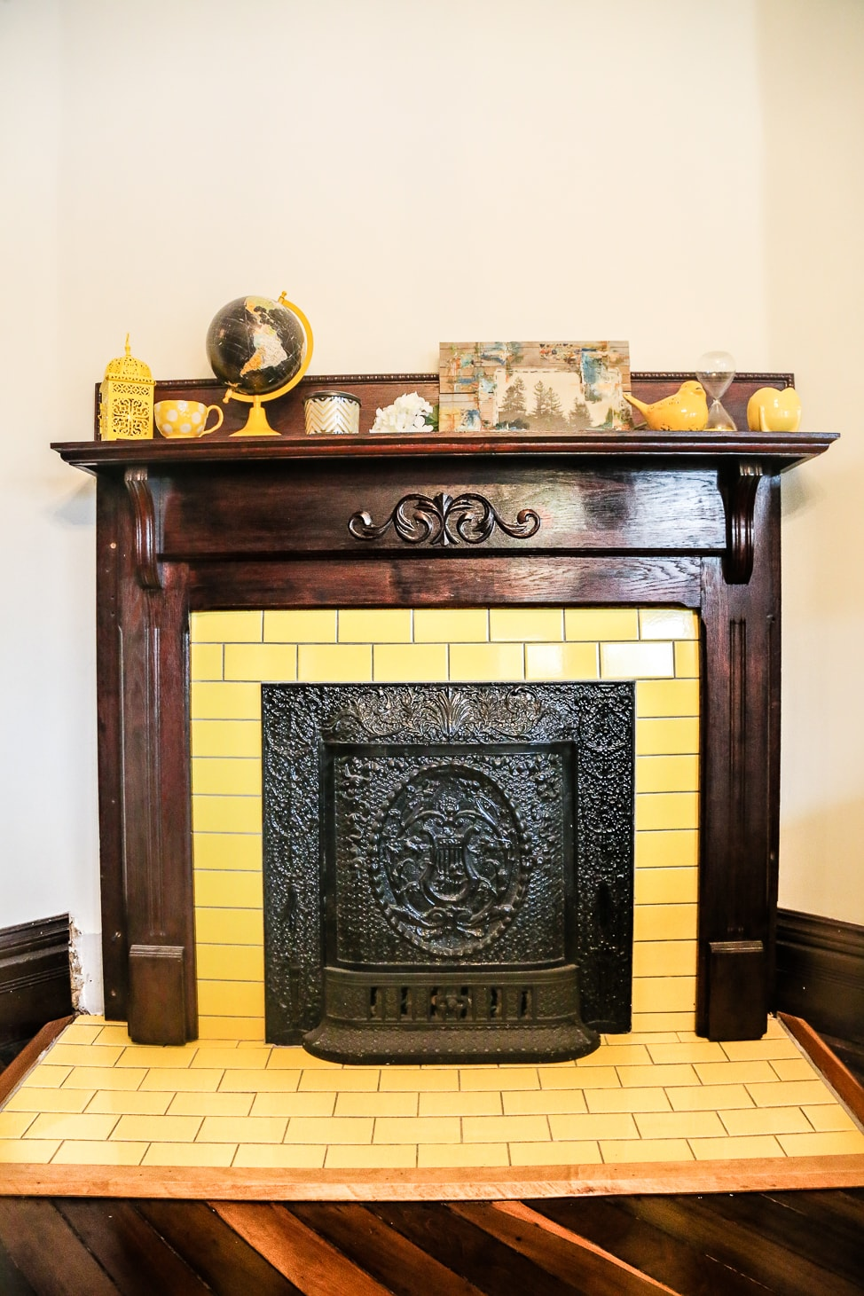 Home Renovation Tiling Fireplaces