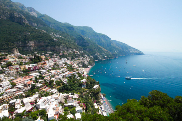 Touring the Amalfi Coast with Viator