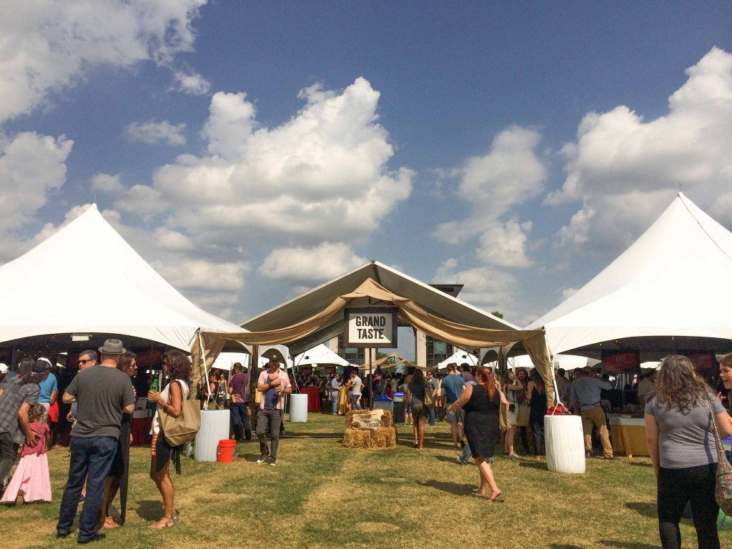 Music City Food + Wine in Nashville