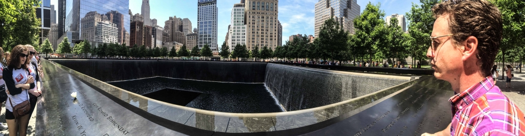 New York City WTC Memorial