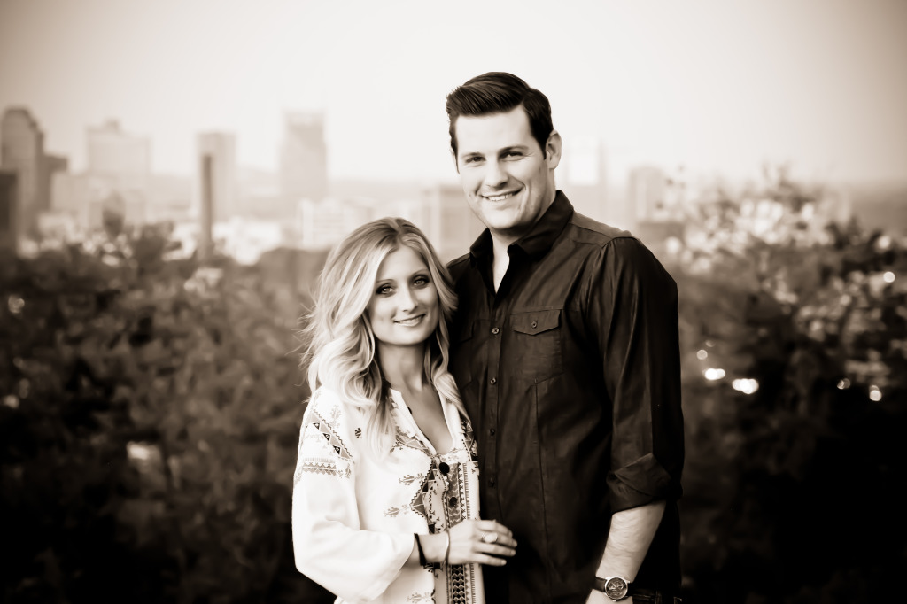 12 South Engagement Shoot in Nashville