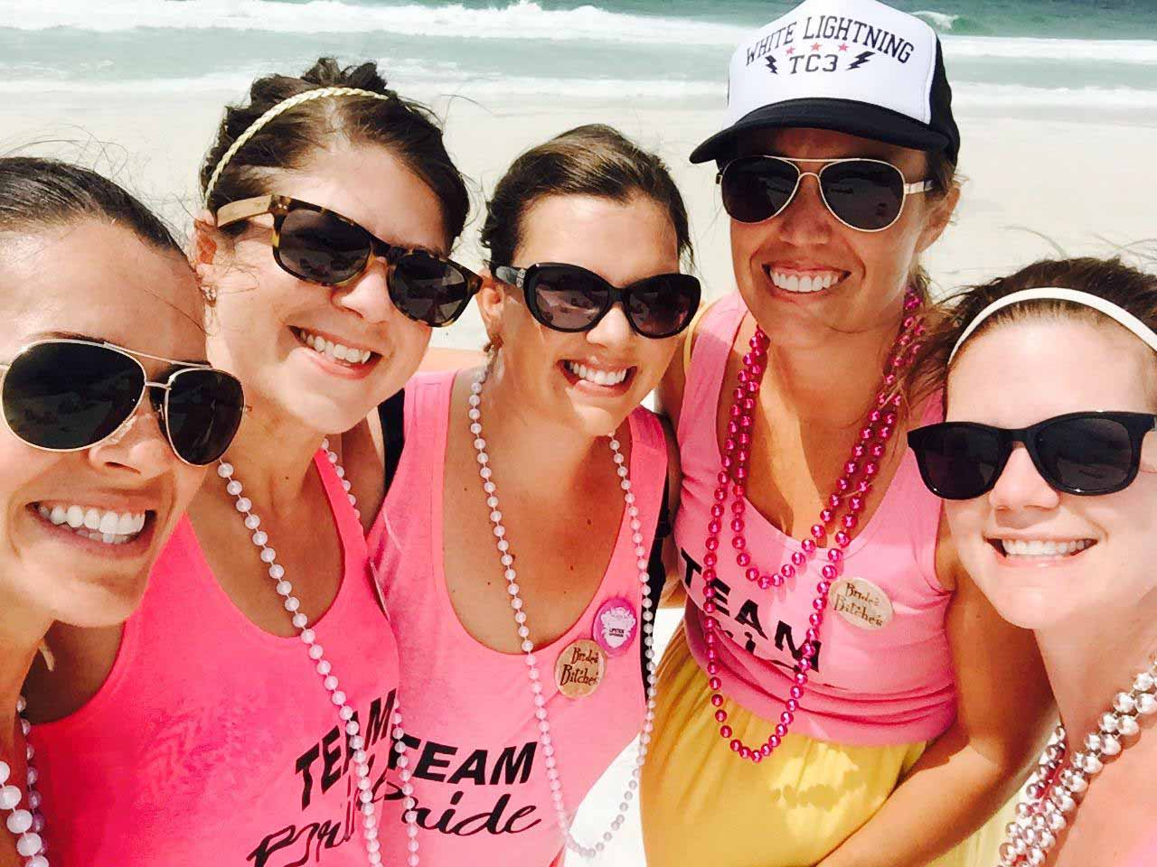 Planning a Bachelorette Weekend in Florida's 30A Gulf Coast