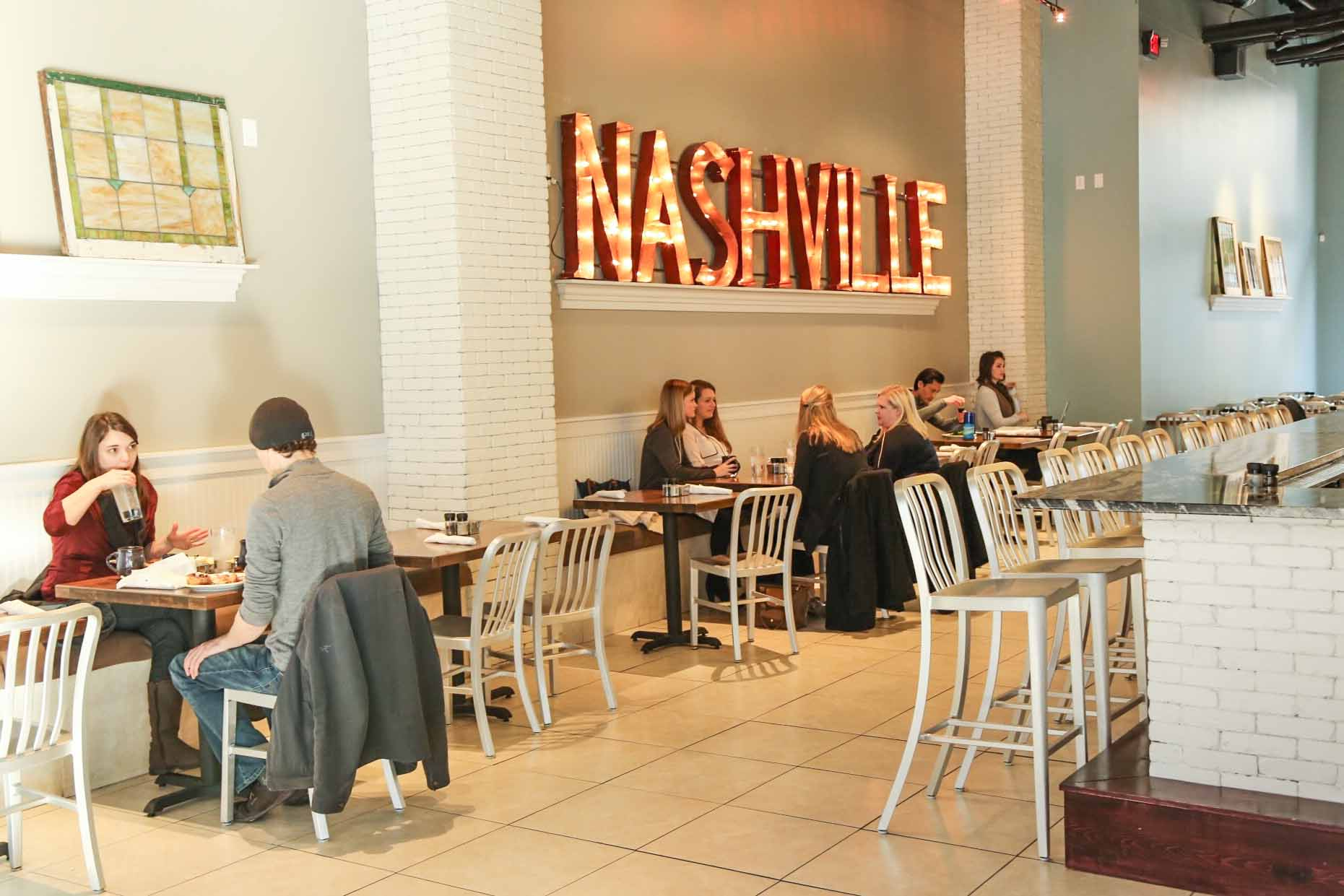 Nashville's Best Restaurants: Biscuit Love Brunch