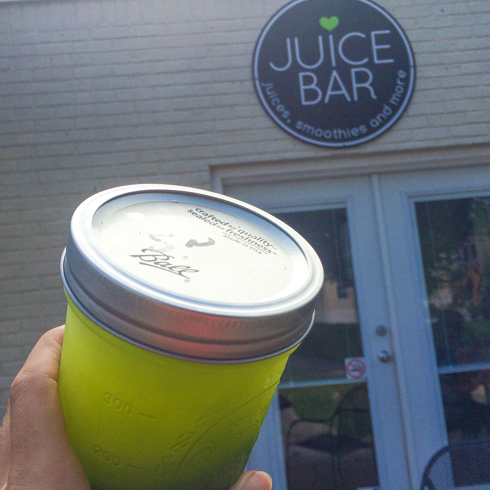 Nashville's Best Restaurants: Juice Bar