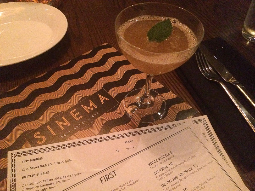 Nashville's Best Restaurants: Sinema