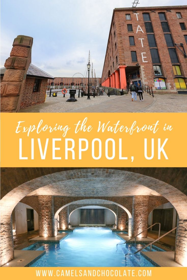 Exploring the Waterfront in Liverpool