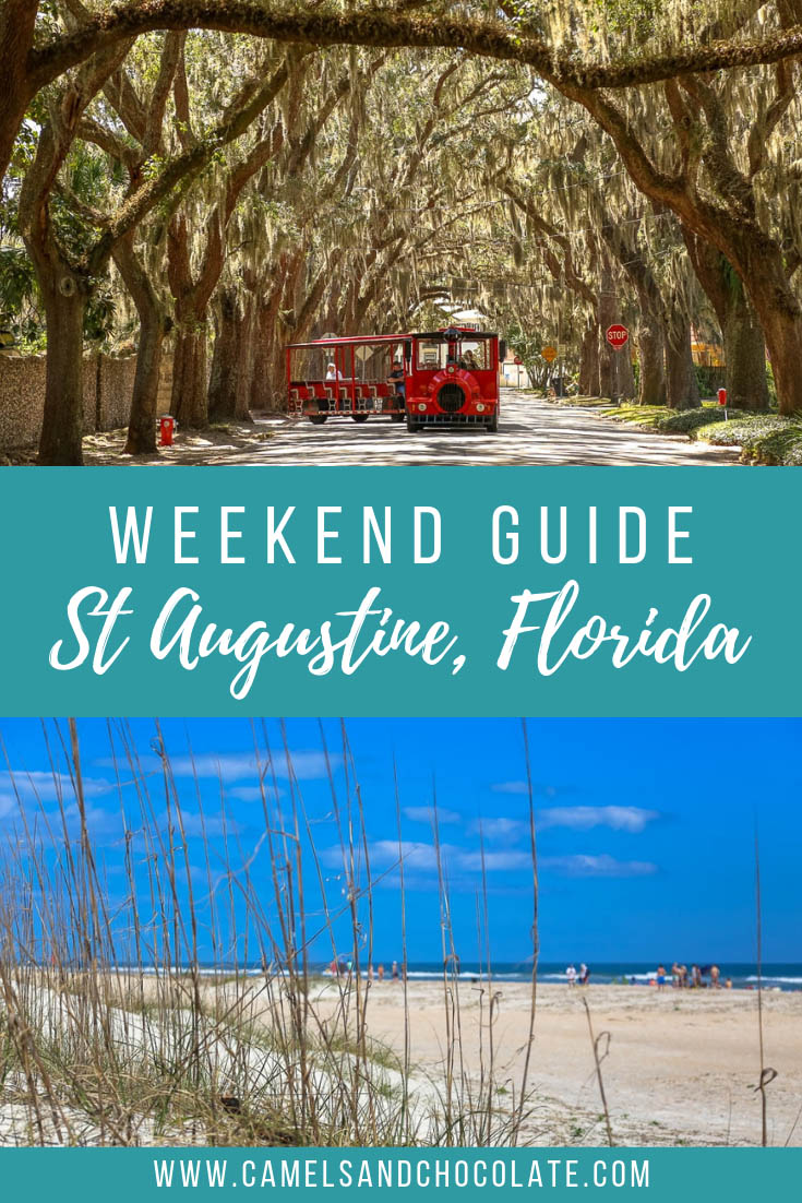 Planning the Perfect Weekend in St. Augustine