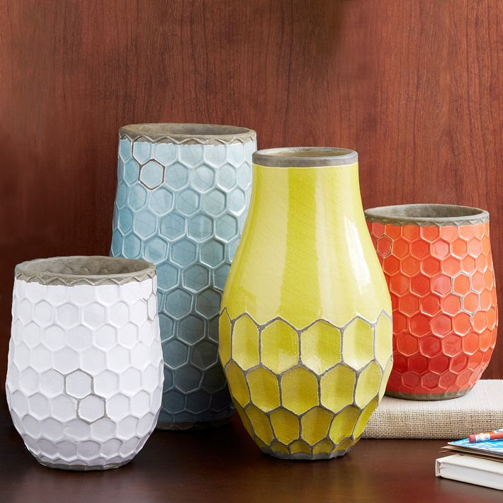 Best Wedding Gifts: West Elm vases