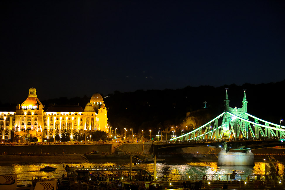 Where to Watch the Fireworks on St. Stephen's Day in Budapest