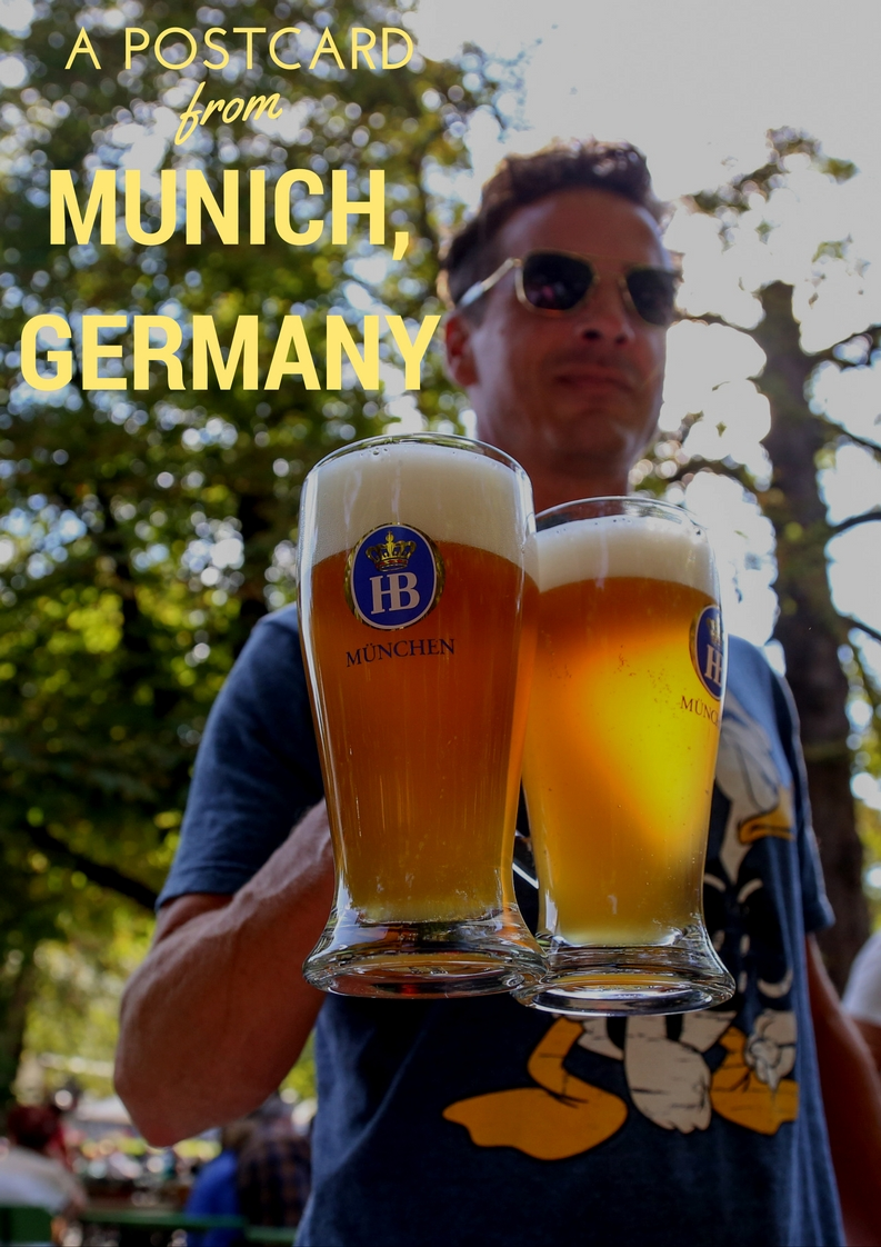 36 Hours in Munich: Oktoberfest, Beer Gardens & More