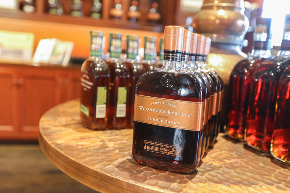 A Tour of Woodford Reserve in Lexington, Kentucky