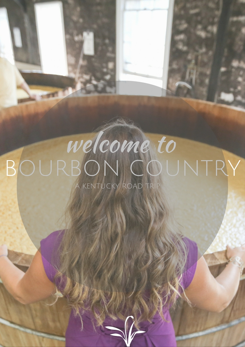 Road Tripping through Kentucky's Bourbon Country