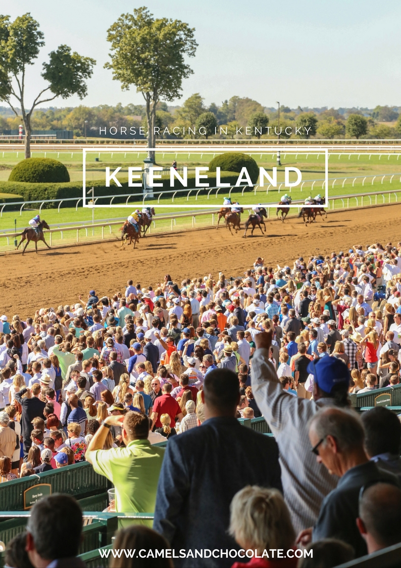 How to Plan a Trip to Lexington, Kentucky During the Keeneland Races