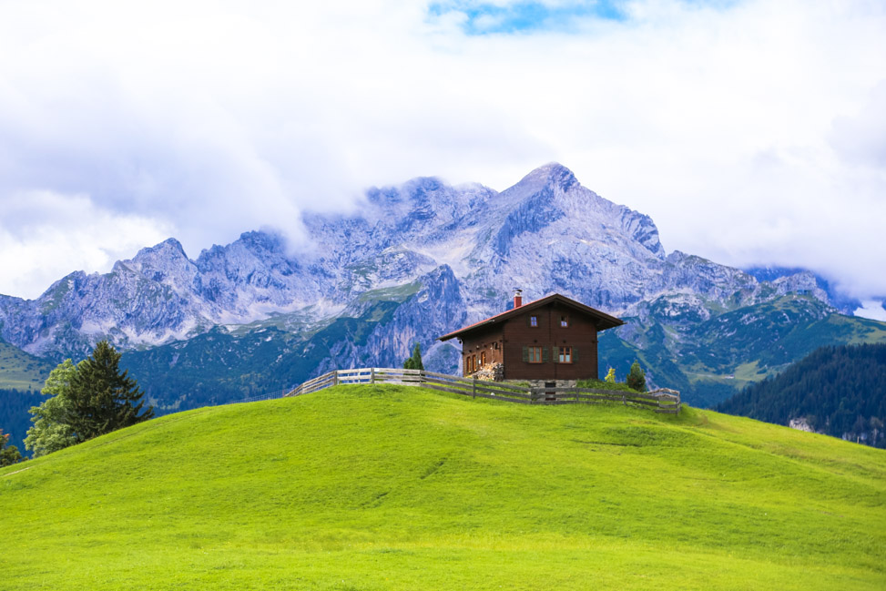 Exploring Germany: An Alps Road Trip to Garmisch Partenkirchen