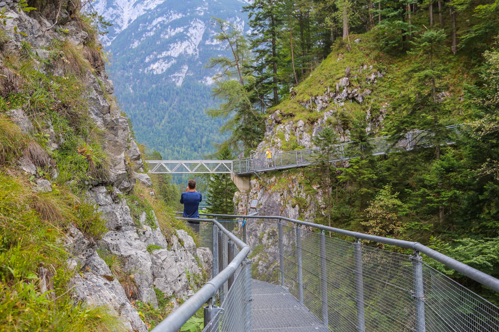 Road Tripping through the Bavarian Alps: From Mittenwald to the Leutasch Gorge