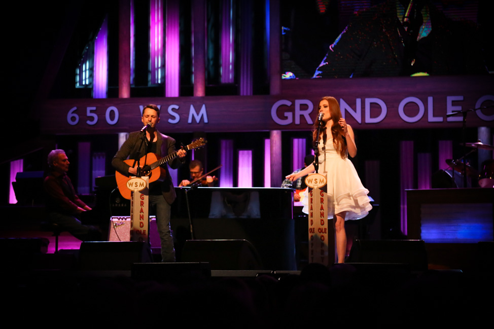 A Night Out at the Grand Ole Opry in Nashville