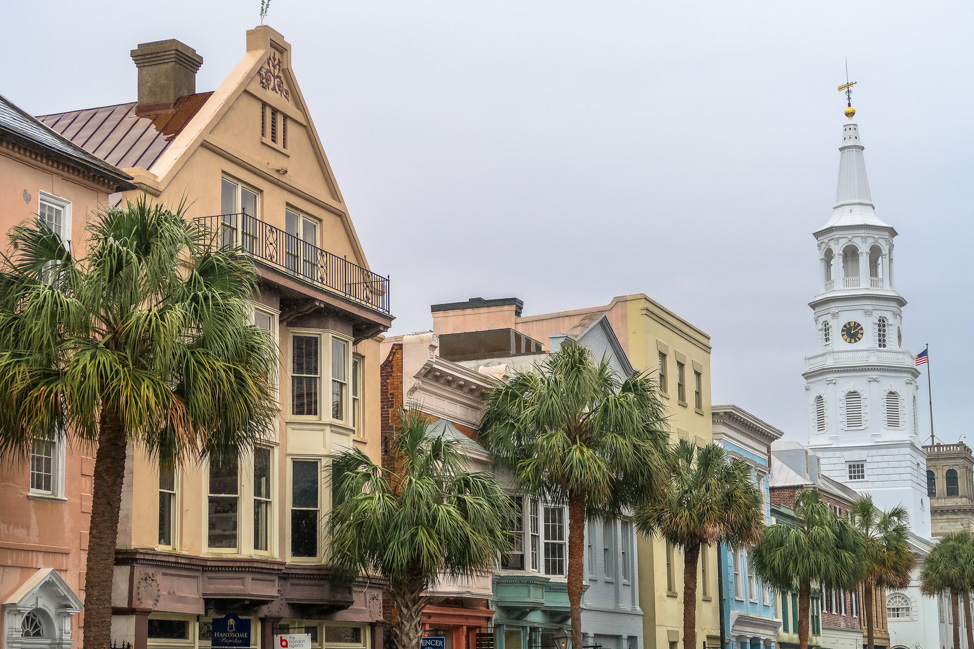 A Charleston Vacation: A Weekend at the Spectator Hotel