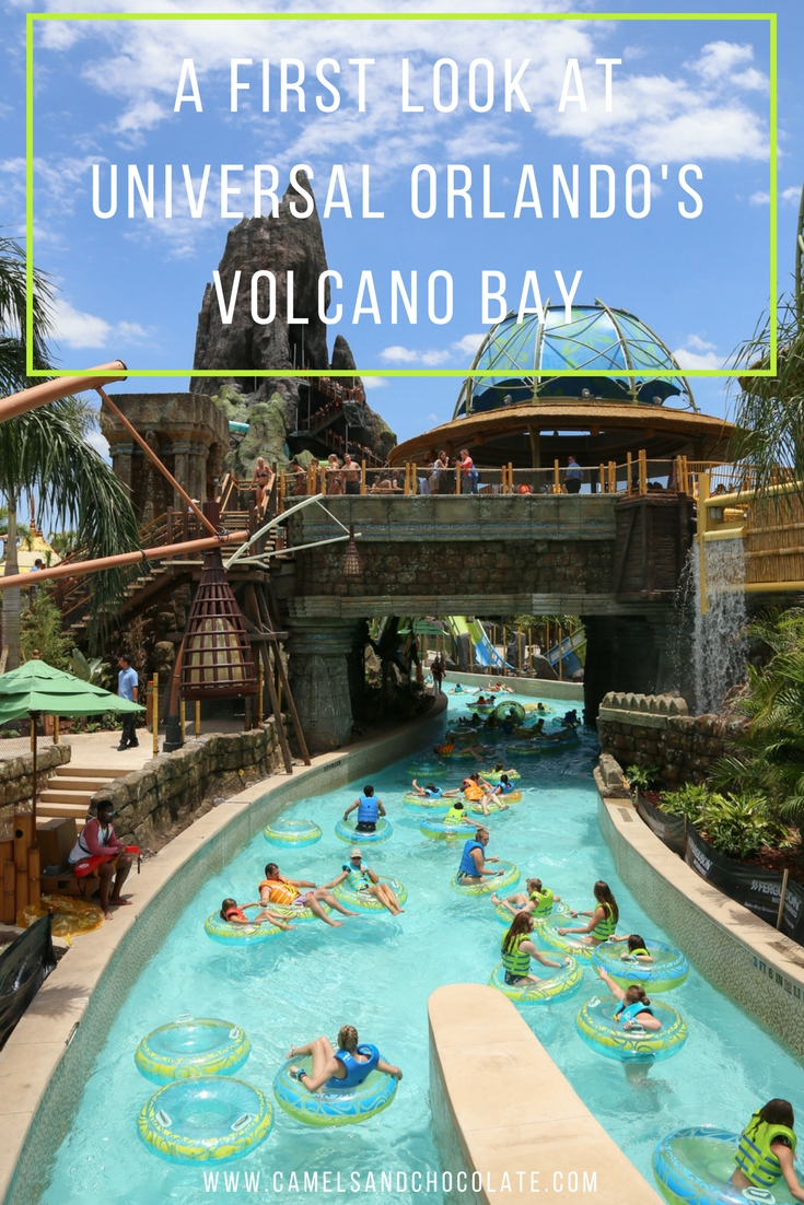 Everything You Need to Know About Universal Orlando Resort's Volcano Bay Water Theme Park