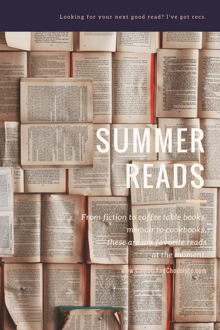 Best Summer Reads: My Favorite Books of 2017