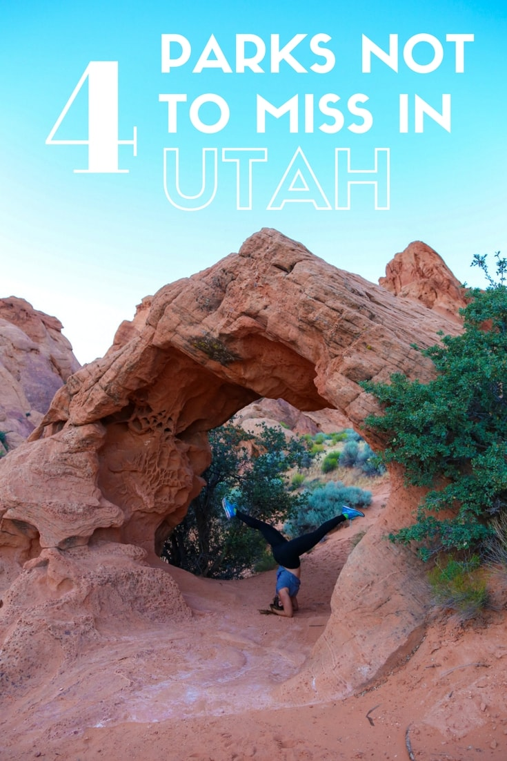 Beyond Zion National Park — Four Gems Worth Exploring in the St. George, Utah Area