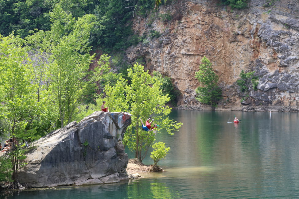 3 Days in Knoxville: What to Do, Where to Go, Where to Stay in Tennessee | Ijams Nature Center