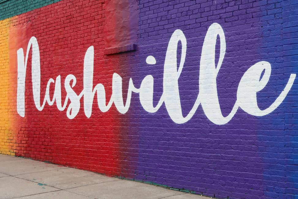 What are five good websites on nashville?