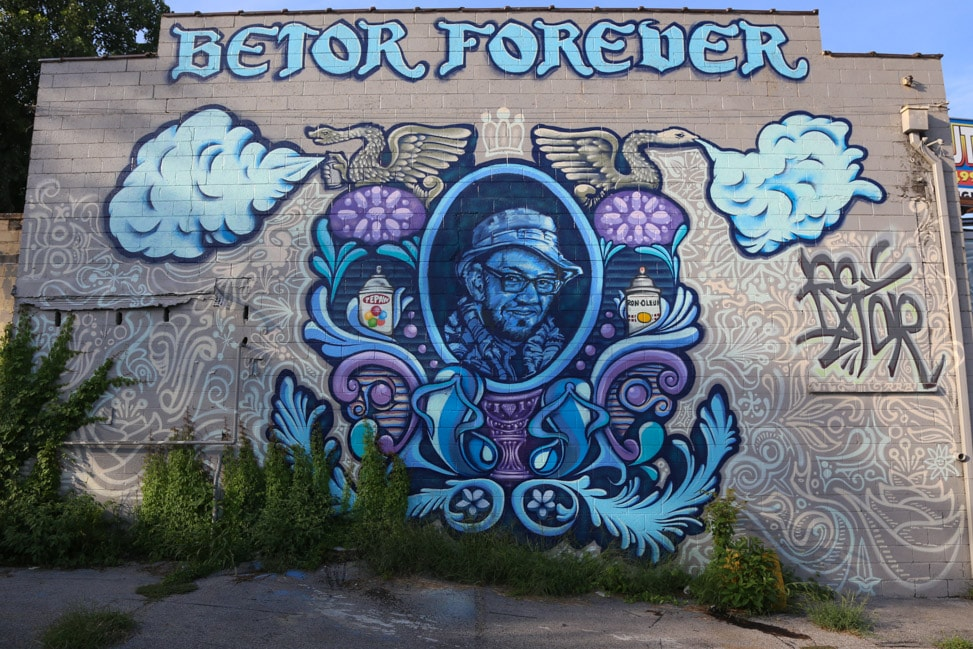 Nashville Murals and Walls: The Best Street Art in Music City