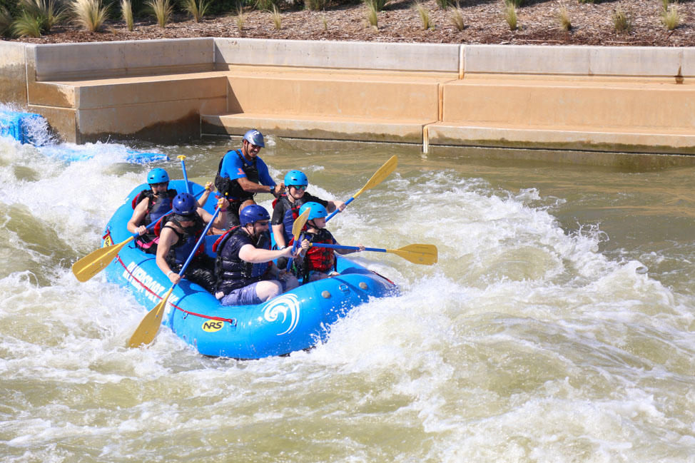 White Water Rafting in Oklahoma City