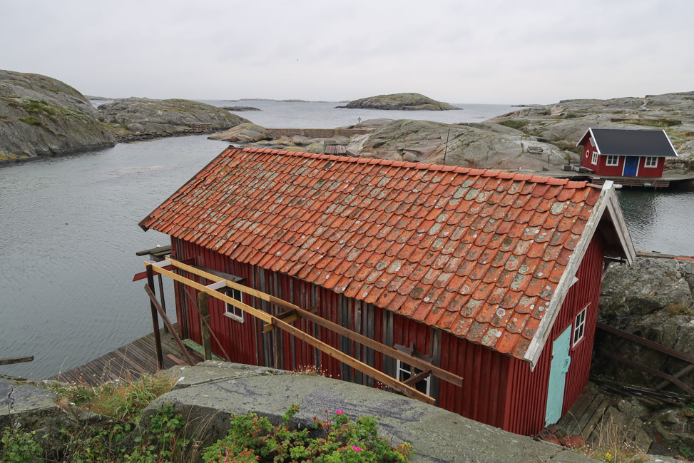 Sweden Travel to the Weather Islands