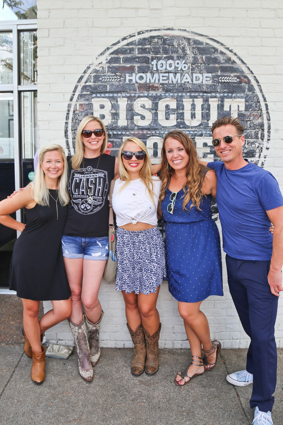 Girls Trip to Nashville