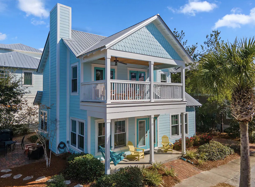 Where to Stay in Rosemary Beach, Florida