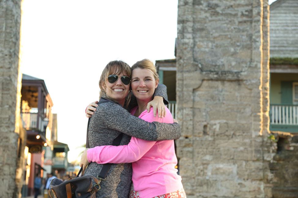 Girls Trip to St. Augustine, Florida