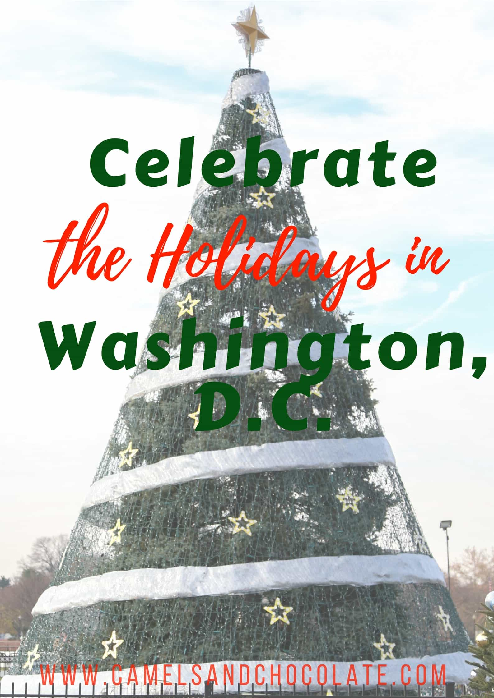 Doing the Holidays in Washington, D.C.