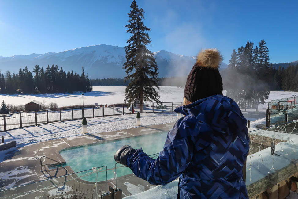 Fairmont Jasper Park Lodge in Canada