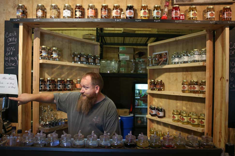Bootleggers Distillery in Tennessee