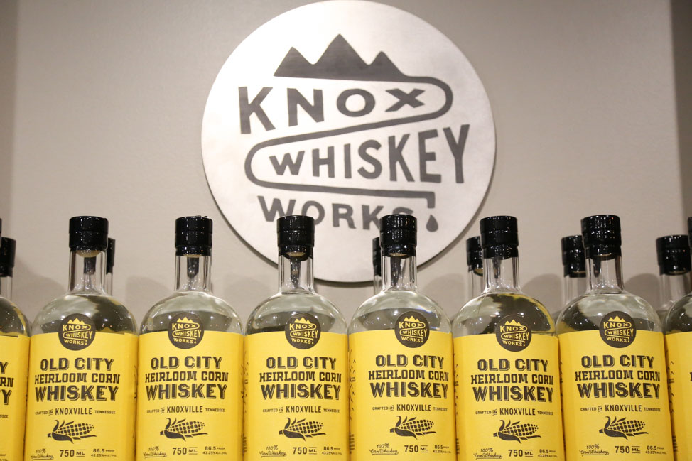 Knox Whiskey Works in Knoxville, Tennessee
