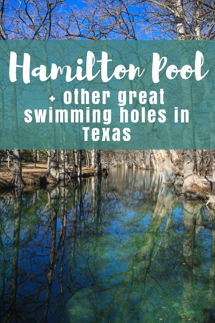 Hamilton Pool + Other Swimming Holes in Texas