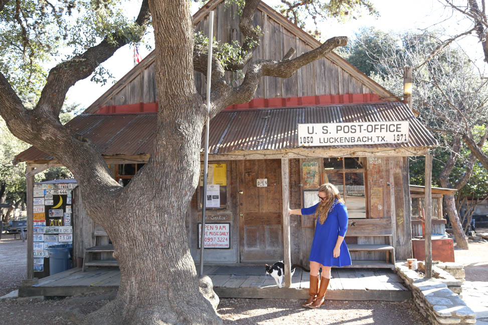 Luckenbach, Texas | Planning the Ultimate Texas Road Trip