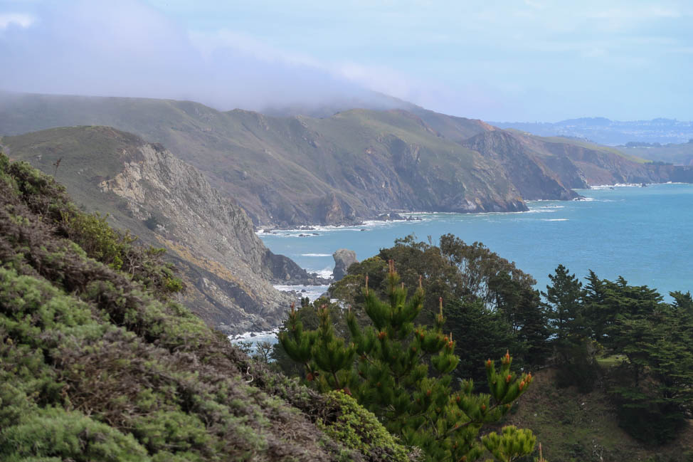 Muir Beach Overlook: A Perfect California Vacation