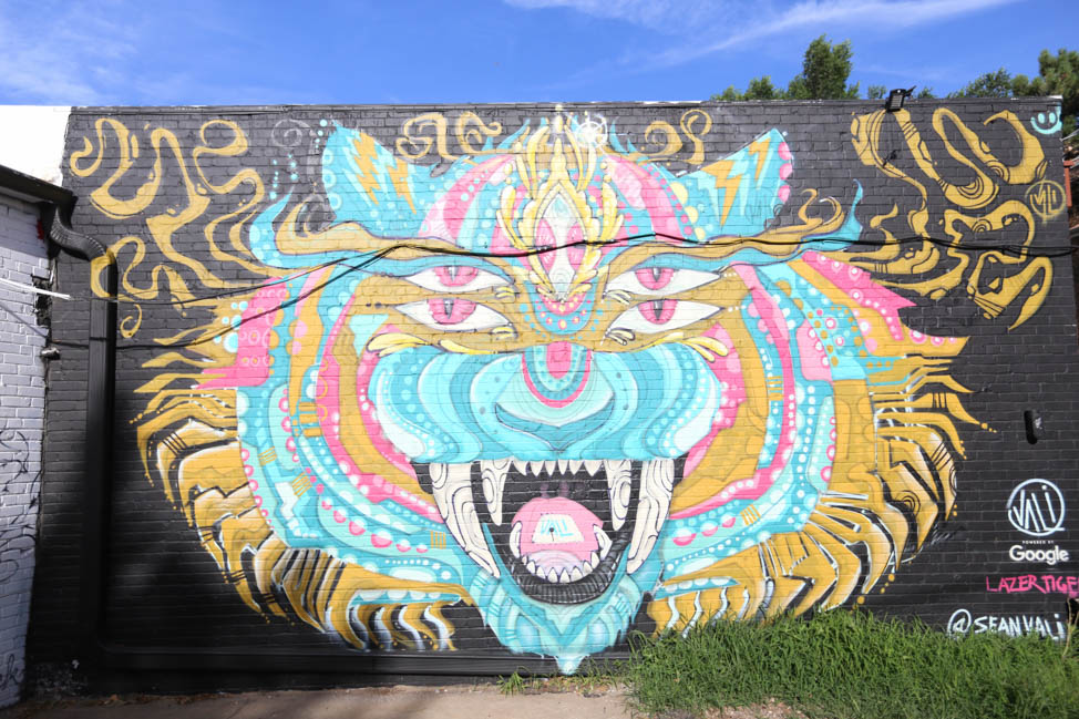 Plaza Walls: Best Art in OKC