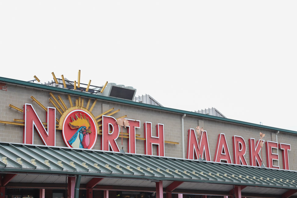 North Market in Columbus, Ohio