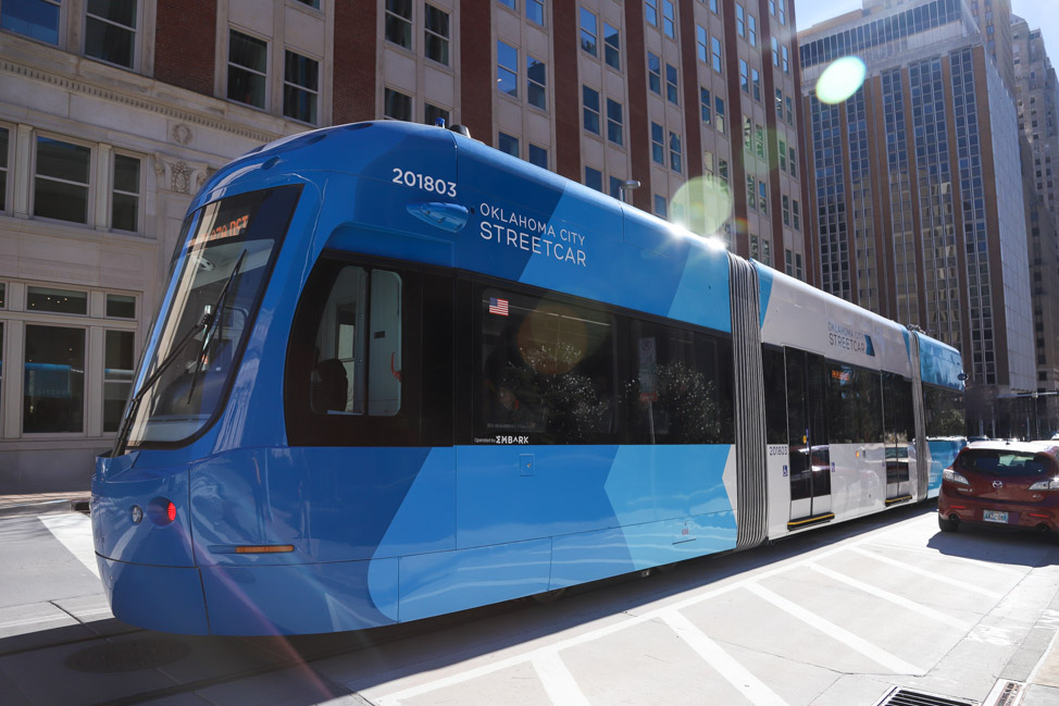 Explore Oklahoma City's New Streetcar